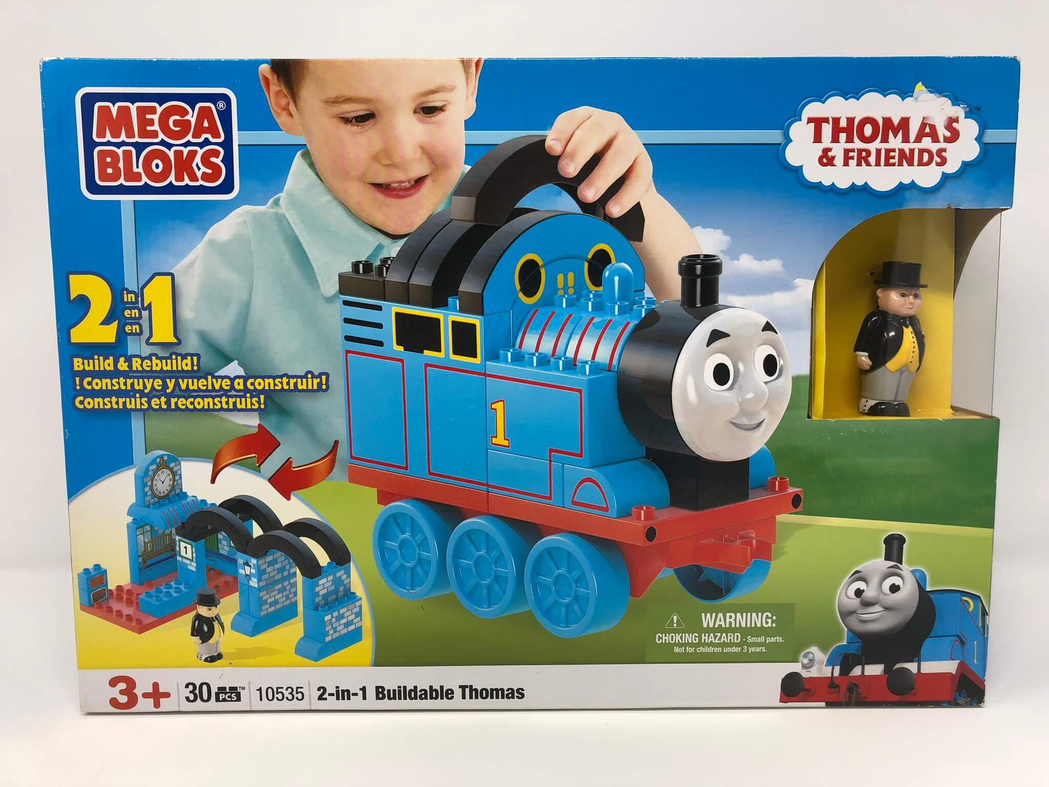 Ensemble Duplo Thomas le Train (Lego Duplo)