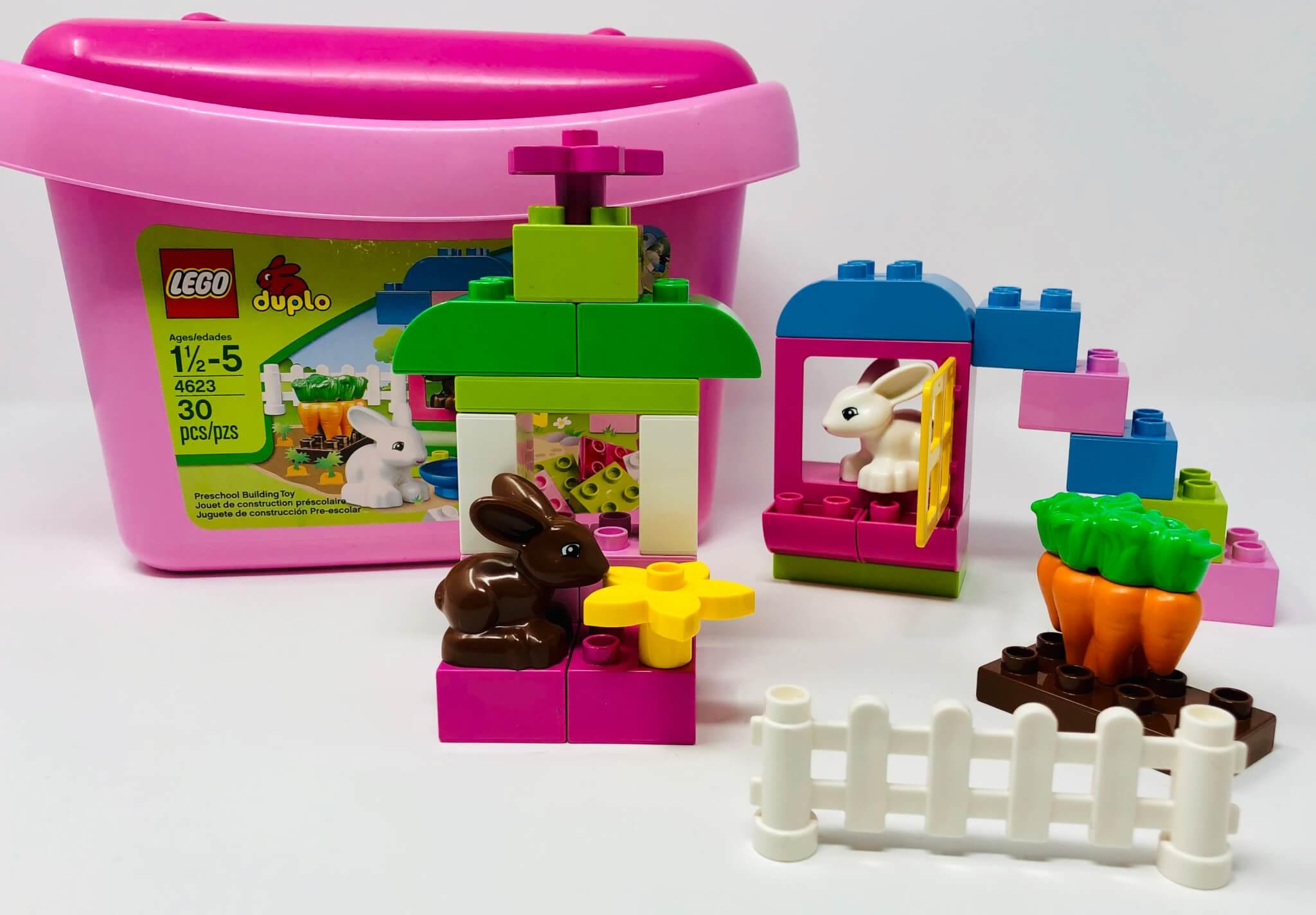 Ensemble Duplo Les Lapins (Lego Duplo)