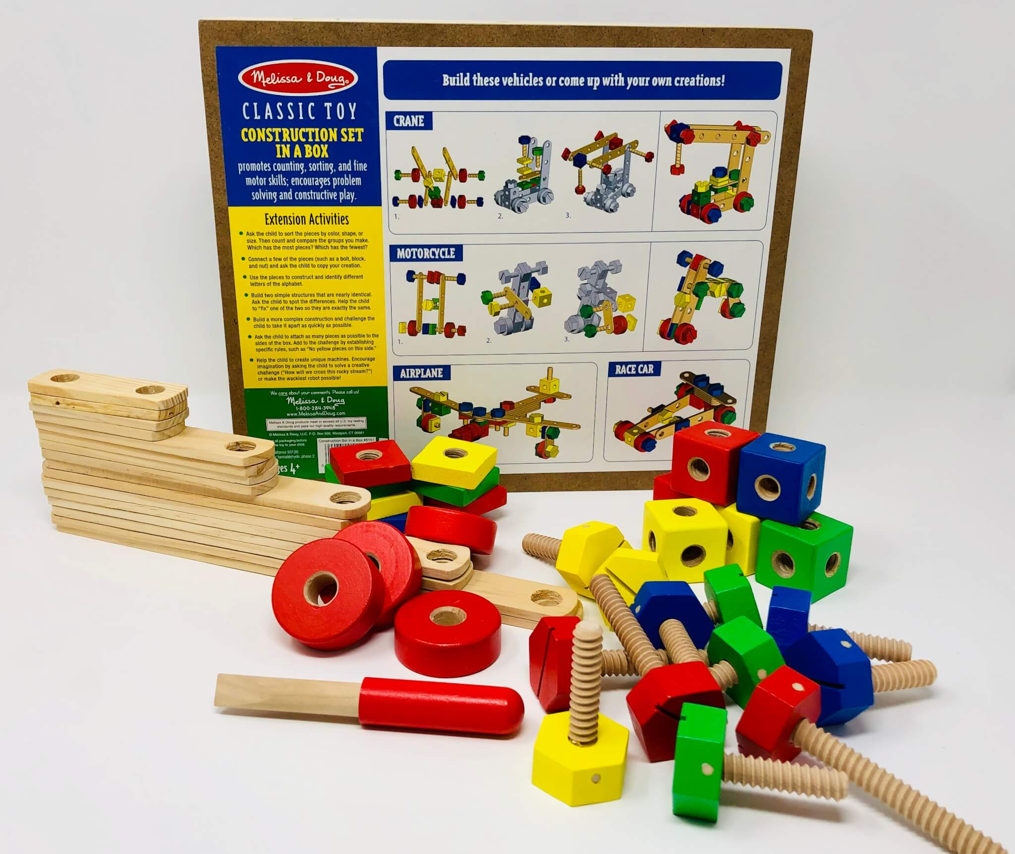 Kit de construction (Melissa & Doug)