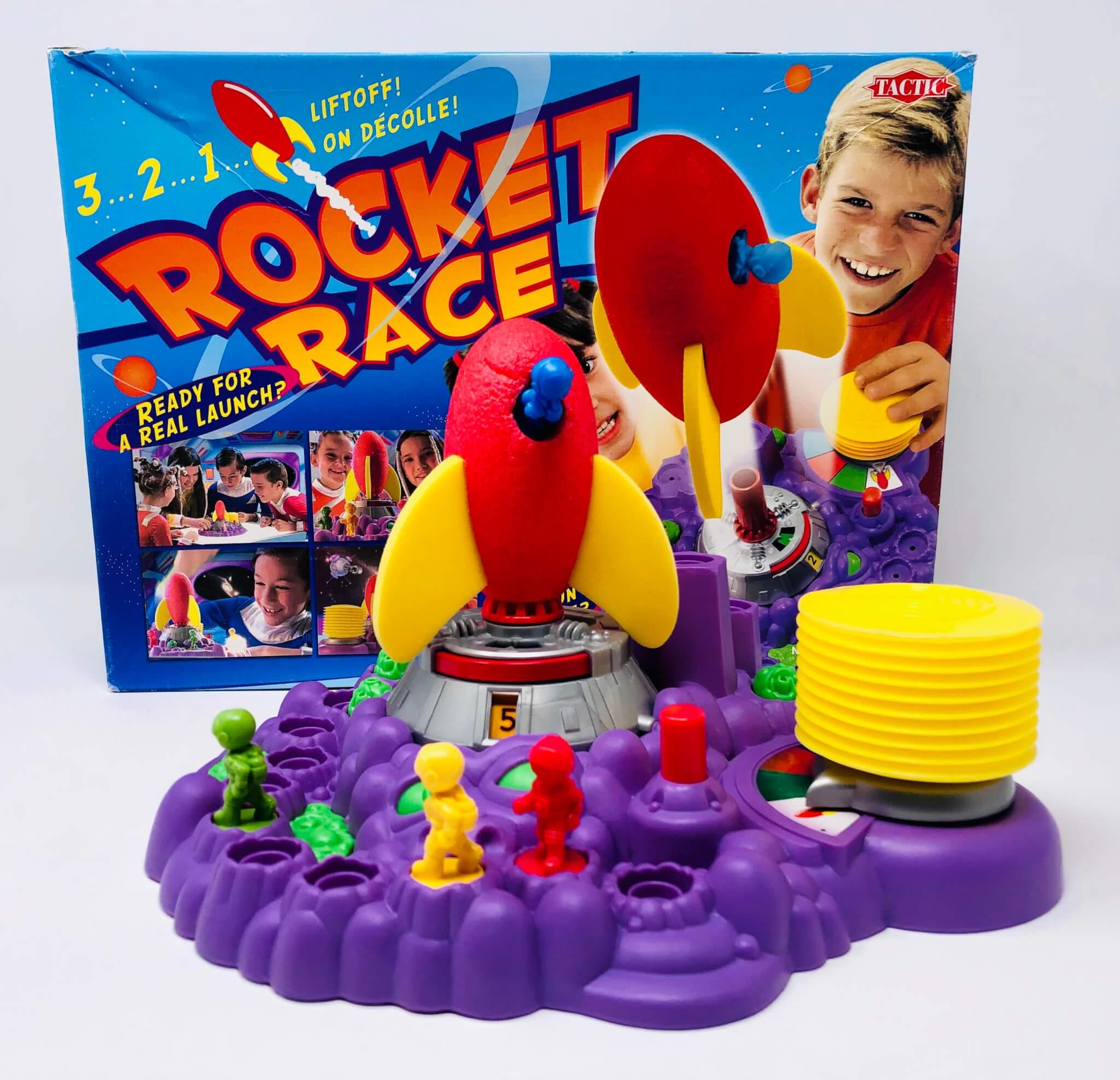 Rocket Race (Tactic)