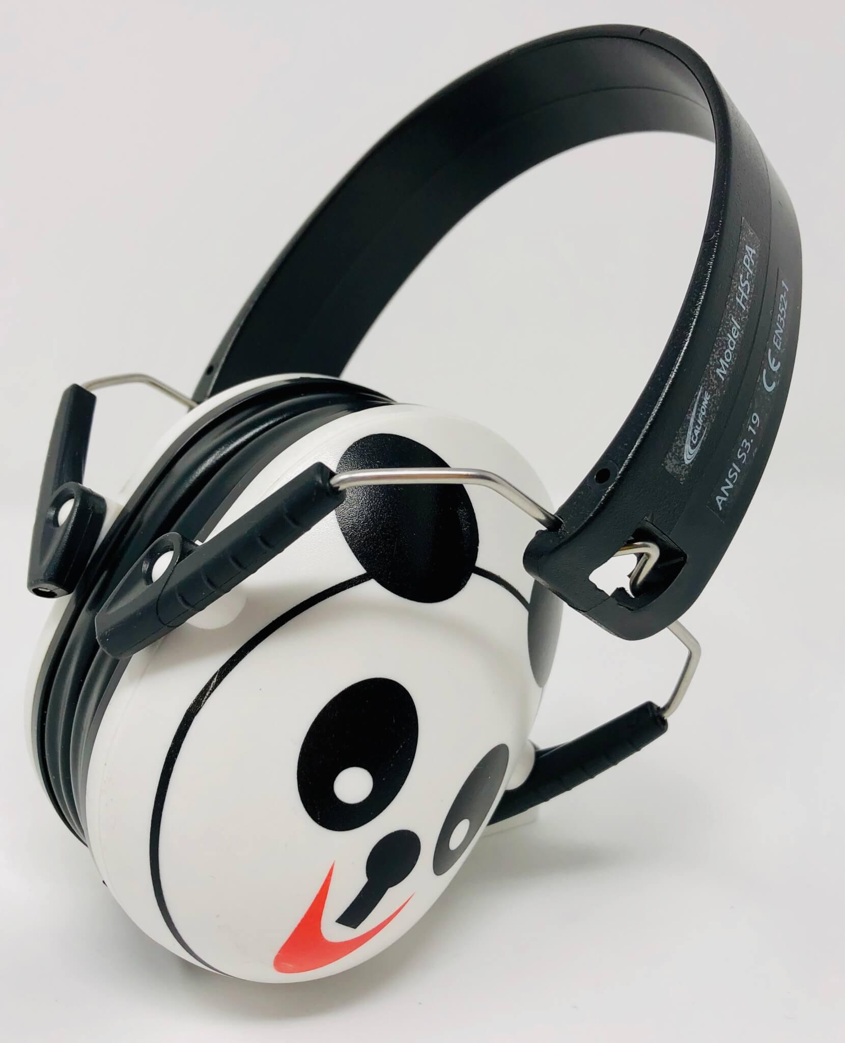 Coquilles anti-bruit (panda) (Califone)