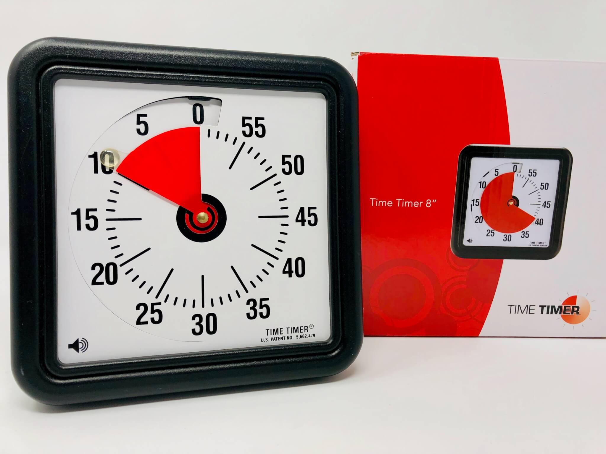 Minuteur Time Timer® (Time timer LLC)