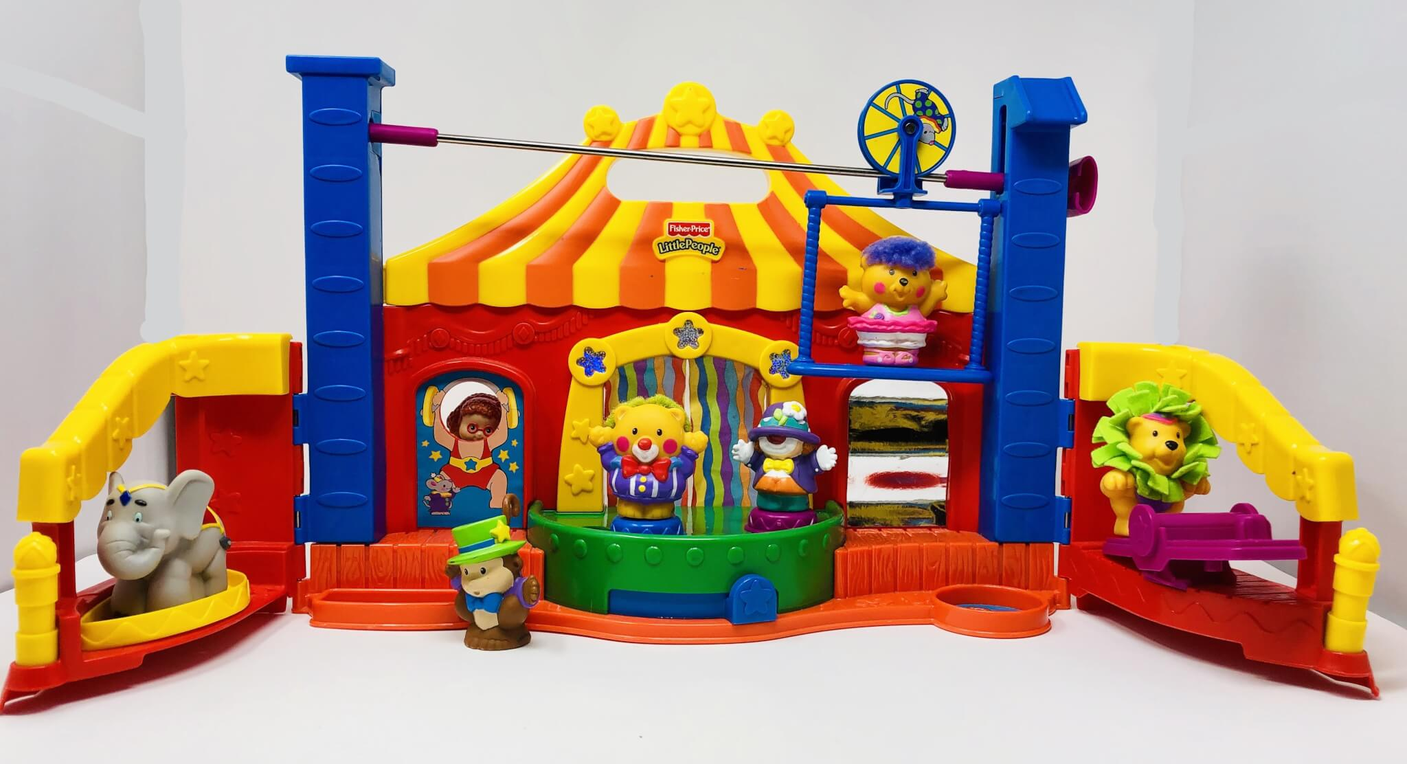 Cirque Little People (Fisher-Price)