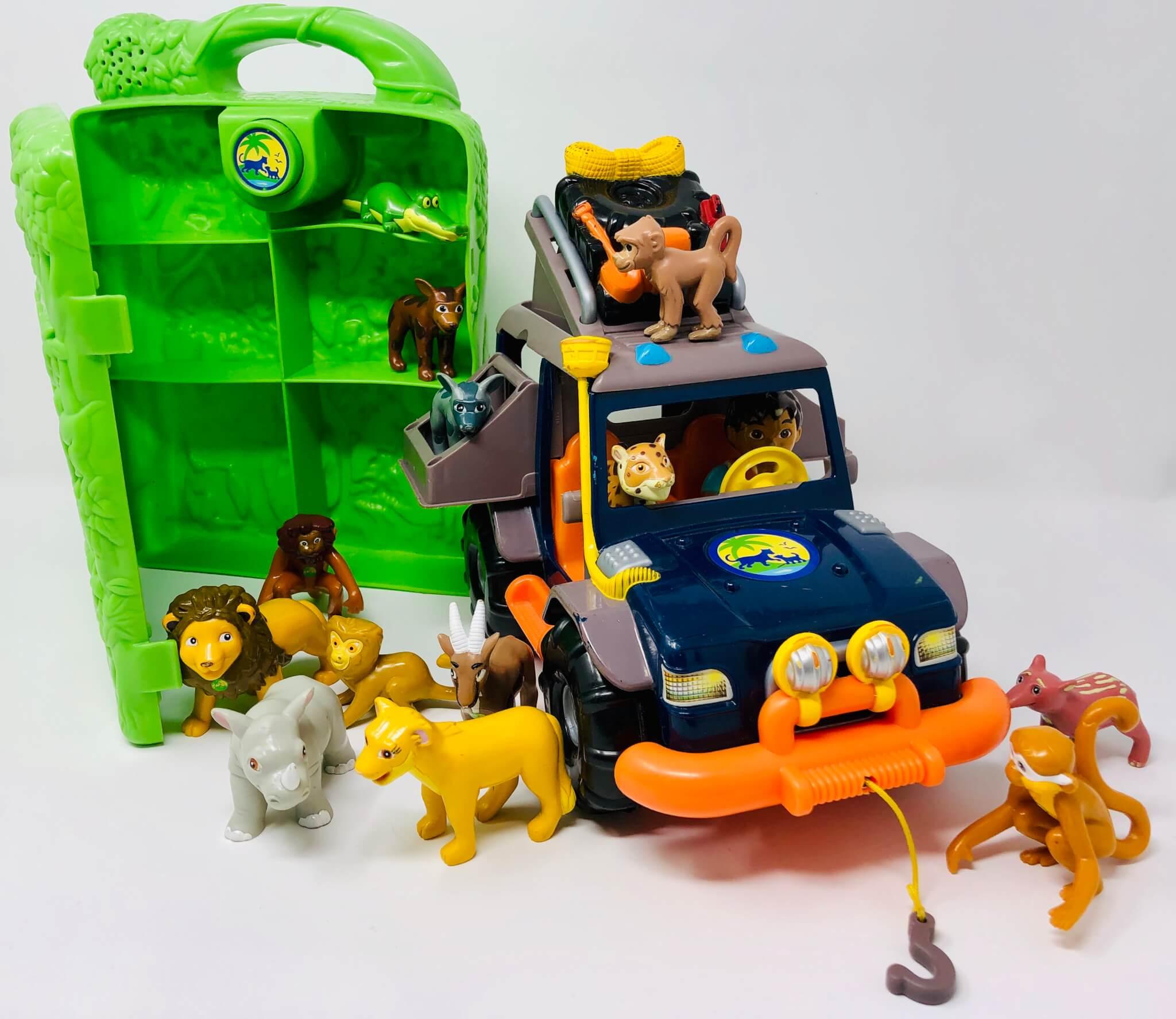 Diego et ses amis (Hasbro)